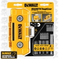 DeWalt DWMTC15 Magnetic ToughCase Container PLUS Bits