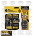 DeWalt DW2169 38 Piece Impact Drive Accessory Set