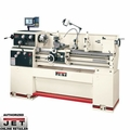 JET 321170 GH-1340W-1 3HP 3PH 230/460V Bench Lathe + VUE DRO, Collet Closer