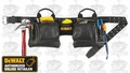 DeWalt DG5472 Leather Tool Belt Pouch Set