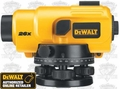 DeWalt DW096PK 26x Auto Level Package