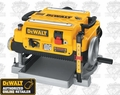 "DeWalt DW735 13"" Three Knife, Two Speed Portable Thickness Planer"