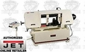 JET 414476-4 12 x 20 Semi-Auto Horizontal Band Saw