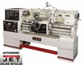 "JET GH-1640ZK 2"" Bore Geared Head Engine Lathe ""ALL"""
