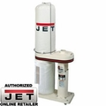 JET 708642 Dust Collector (No Filters Included)
