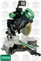 Hitachi C12LSH Sliding Dual Compound Miter Saw