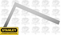 Stanley 45-500 Steel Carpenter's Square (English)