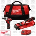 Milwaukee 2290-23 M12 Sub-Scanner Detection Tool Kit