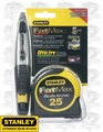 "Stanley 94-531 VP 25 ft ""Fat Max"" Tape Measure"