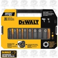 "DeWalt DW22812 1/2"" Impact Ready Socket Set"