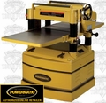 "Powermatic 1791297 20"" Planer"