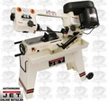 JET 414461 1/2 HP 1PH 115V 5 x 8 Horizontal Dry Band Saw