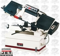 JET 414468 1.5 HP 1PH 115/230V 9 x 16 Horizontal Band Saw