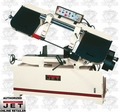 JET 414471 HBS-1321W 3HP 3PH 230/460V Semi-Auto Horizontal Band Saw