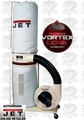 JET 710701K DC-1200VX-BK1 2HP 1PH 230V Vortex Dust Collector