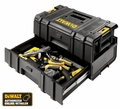 DeWalt DWST08225 Tough System DS250 2-Drawer Tool Box