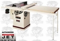 JET 708663PK Model JTAS-10XL50-1PK Table Saw