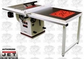 "JET 708679PK JTAS-10XL50-1PK 10"" Deluxe Xacta Table Saw"