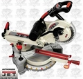 "JET JMS-10SCMS 10"" Sliding Dual Bevel Miter Saw PLUS Green XACTA Laser"