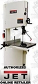 JET 710750B Wood Cutting Bandsaw
