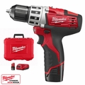 Milwaukee 2410-22 M12 3/8'' Drill/Driver Kit