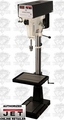 "JET 354550 J-A5816 1HP 1PH 115/230V 15"" Vari Speed Floor Drill Press"