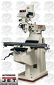 JET 690050 JTM-1050 3HP 3PH 230/460V VS Vertical Milling Machine
