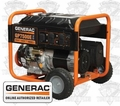 Generac GP7500E Electric Start Portable Generator