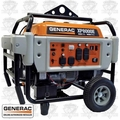 Generac XP8000E Electric Start Portable Generator