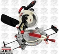 "JET JMS-10CMS 10"" Compound Miter Saw PLUS Green XACTA Laser"