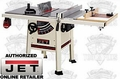 "JET 708487K Model JPS-10XL30CWRL: 10"" Proshop Table Saw"