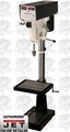 "JET 354551 J-A5818 1HP 3PH 230/460V 15"" Vari Speed Floor Drill Press"