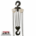 JET 109110 L100-1500WO-10 15 Ton Hoist W/ 10' Lift PLUS Overload Protection