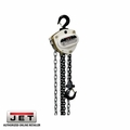 "JET  Series Hand Chain Hoists ""ALL"""