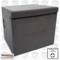 Generac 6337 4-Prong Non-Metallic Power Inlet Box