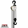 JET 107100 L100-500WO-10 5 Ton Hoist W/ 10' Lift PLUS Overload Protection