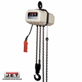 "JET 211500 2SS-1C-15 2 Ton 1PH 15"" Lift 115/230V SSC Electric Hoist"