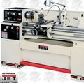 JET 321447 GH-1340W-3 3HP 1PH 230V Bench Lathe +  200S DRO, Taper