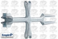 Empire Level 28624 P.O. Plug Wrench