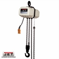 JET 511000 5SS-1C-10 5 Ton 1PH 10' Lift 115/230V SSC Electric Hoist