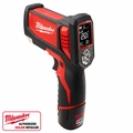 Milwaukee 2277-21 M12 Laser Temp-Gun for HVAC/R