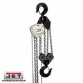 JET 108100 L100-1000WO-10 10 Ton Hoist W/ 10' Lift PLUS Overload Protection