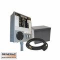 Generac 6294 30 AMP 6 ~ 10 Circuits Pre-Wired Manual Transfer Switch Kit