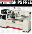 JET 321810 Geared Head Engine Lathe