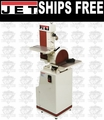 JET 414553 Industrial Belt & Disc Machine
