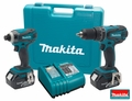 Makita LXT211 2 Piece LXT Combo Kit