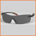 ERB 16651 Retro 77 Black/Smoke Lens Safety Glasses