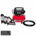 Porter-Cable PCFP12234 Compressor Finish Combo Kit