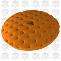 Lake Country 78-24650C CCS Orange Curved Edge Foam Pad