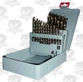 New England Twist DS21CO Drill Bit Set